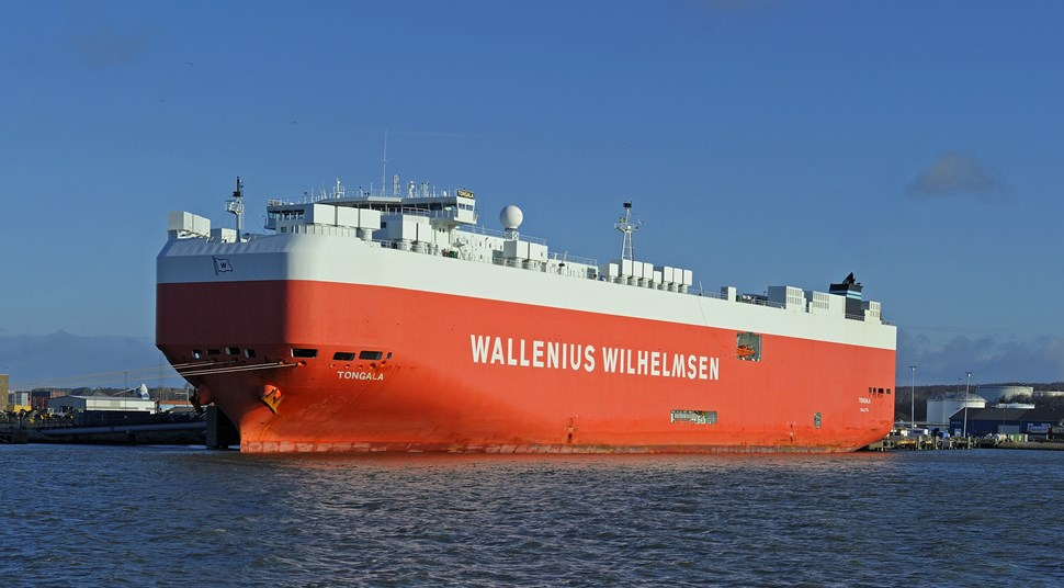 Wallenius Wilhelmsen switches to low-sulphur fuel at all ports
