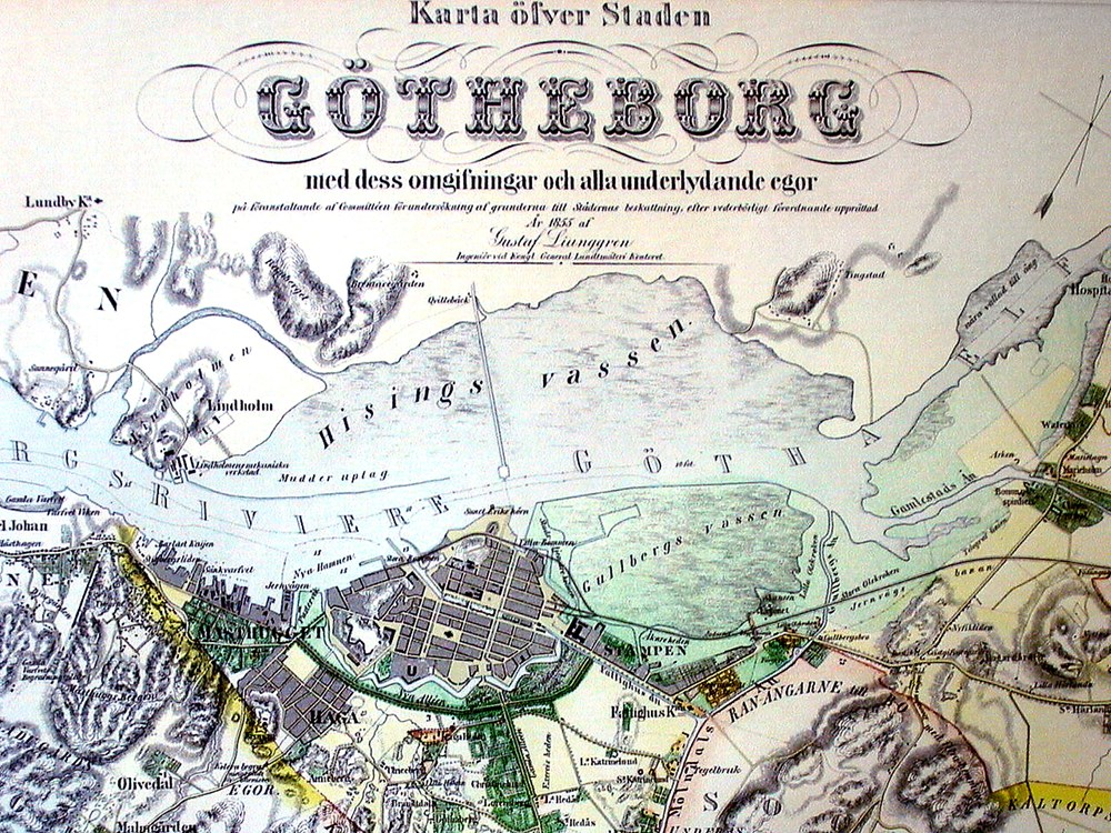 karta skandiahamnen göteborg History of the port karta skandiahamnen göteborg