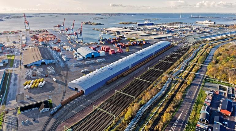 Resultado de imagen para Gothenburg Port
