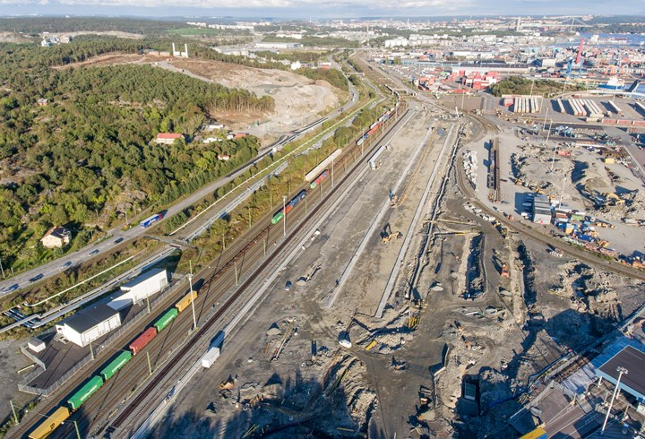 "All systems go"" – new intermodal terminal opens in December"